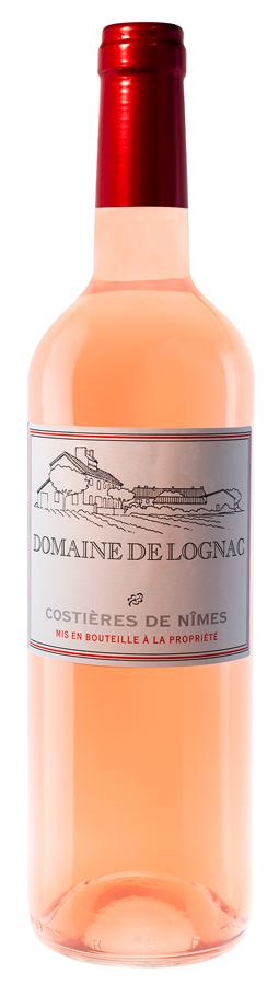 Domaine de lognac rosé