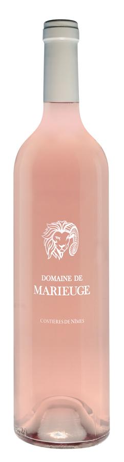 Domaine Marieuge - Costières de nimes rosé