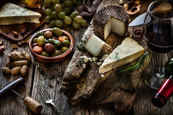 degustation vin fromage