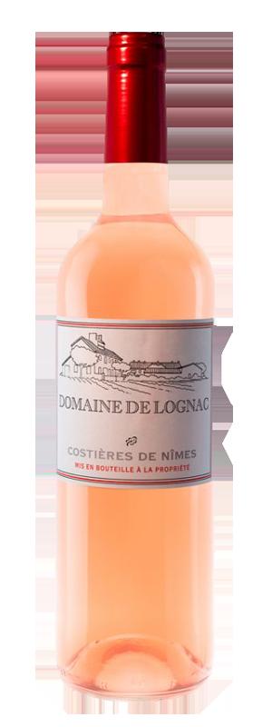 domaine lognac rose grands vins pazac