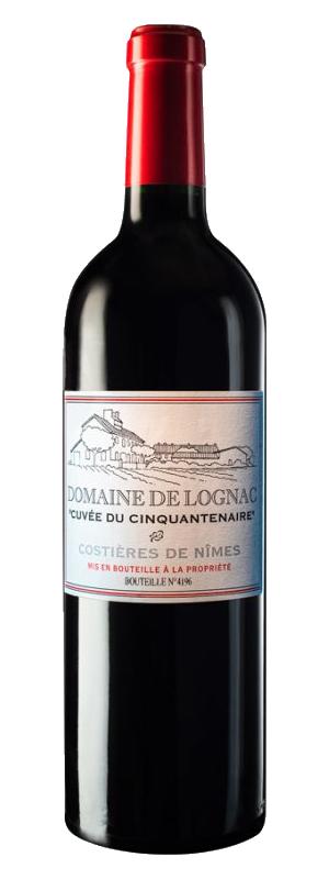 domaine lognac rouge grands vins pazac