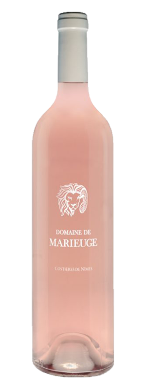 domaine marieuge rose grands vins pazac