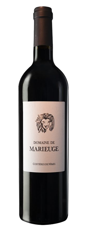 domaine marieuge rouge grands vins pazac