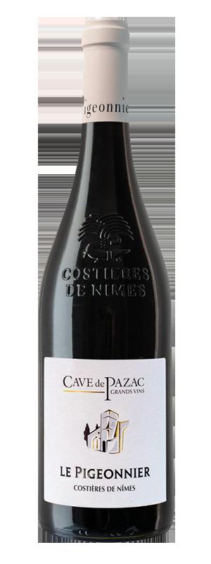 pigeonnier rouge grands vins pazac